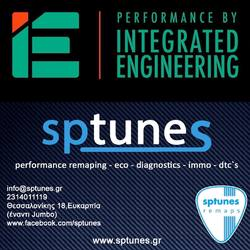 #NemosAutoWorks  Introducing our main dealer of Integrated Engineering products in Thessaloniki, Greece #sptunes  I would suggest all of our Greek friends and customers which are a lot to go through #sptunes exclusively. Sptunes can provide turnkey packages as we do.
