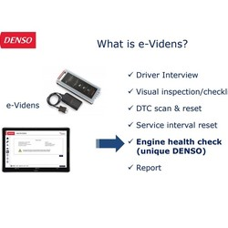 #NemosAutoWorks   New DENSO tool available now at your DENSO Authorised Distributor and Service Dealer!! e-Videns is an inspection tool used mainly to carry over vehicle health checks although it has other features as well such as DTC scans & resets, maintenance resets , report generating and cloud based history.  You can contact us for more info.  https://nemosautoworks.com  #Denso #eVidens #vehiclehealthcheck